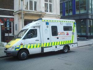 CATS-ambulance