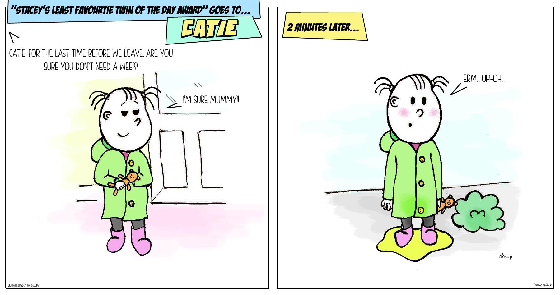 Catie wee